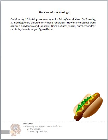 The case of the Hotdogs